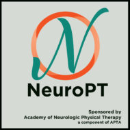 Academy for Neurologic Physical Therapy Podcast